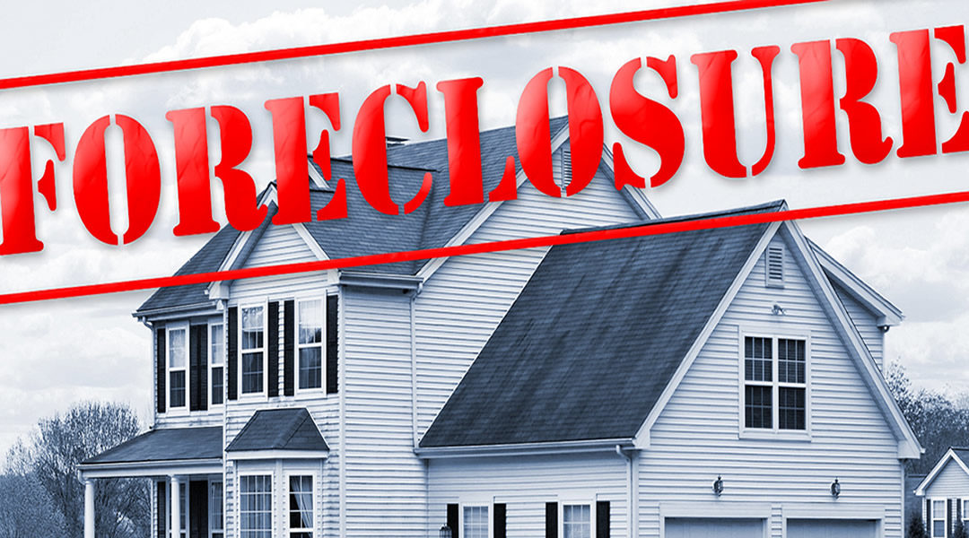 Facing Foreclosure? Here's What to Do.